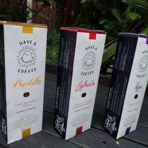 cafe´dos amigos kaffekapsler
