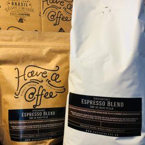 Have A Coffee Espresso bønner 1 KG