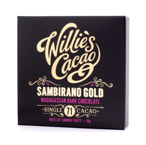 Willie's Cacao - 71% Sambirano Gold Madagacar 50g