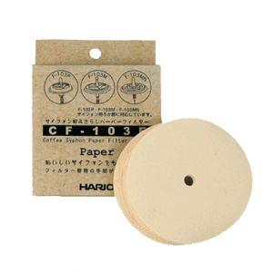 Hario Syphon Papirfiltre 100 stk. CF-103E