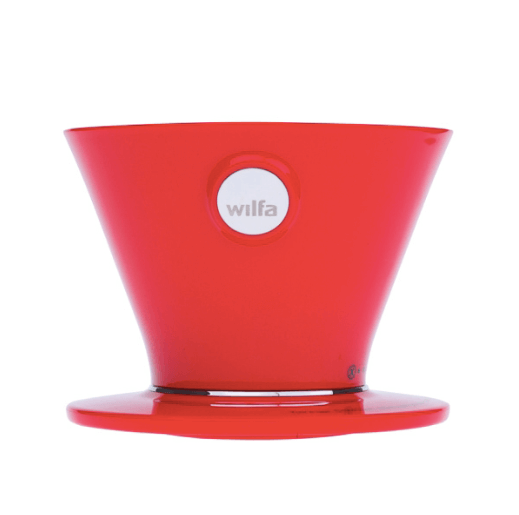 Wilfa Pour Over Rød - WSPO-R - Rød kaffebrygger