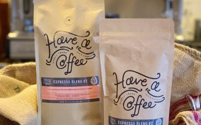 Have A Coffee Espresso bønner Espressoblend #2