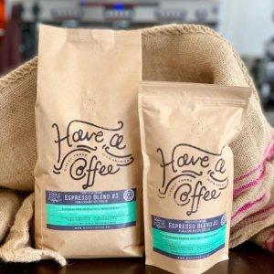 Have A Coffee Espresso bønner Espressoblend #3