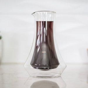 Kruve EQ Evoke Glas kaffe karaffel